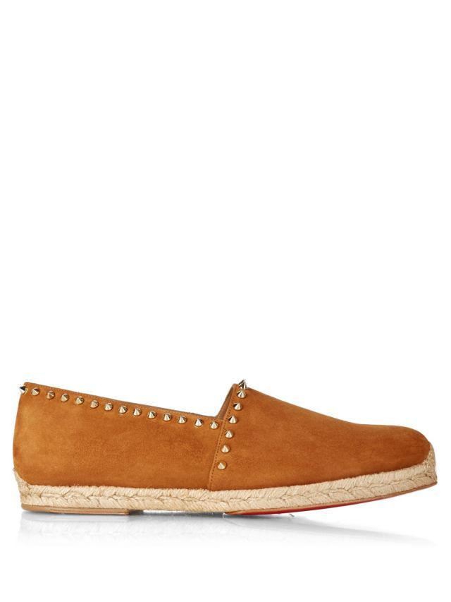 5cd078c4534b Central Depot 257 Melides Casa suede espadrilles from MATCHESFASHION ...
