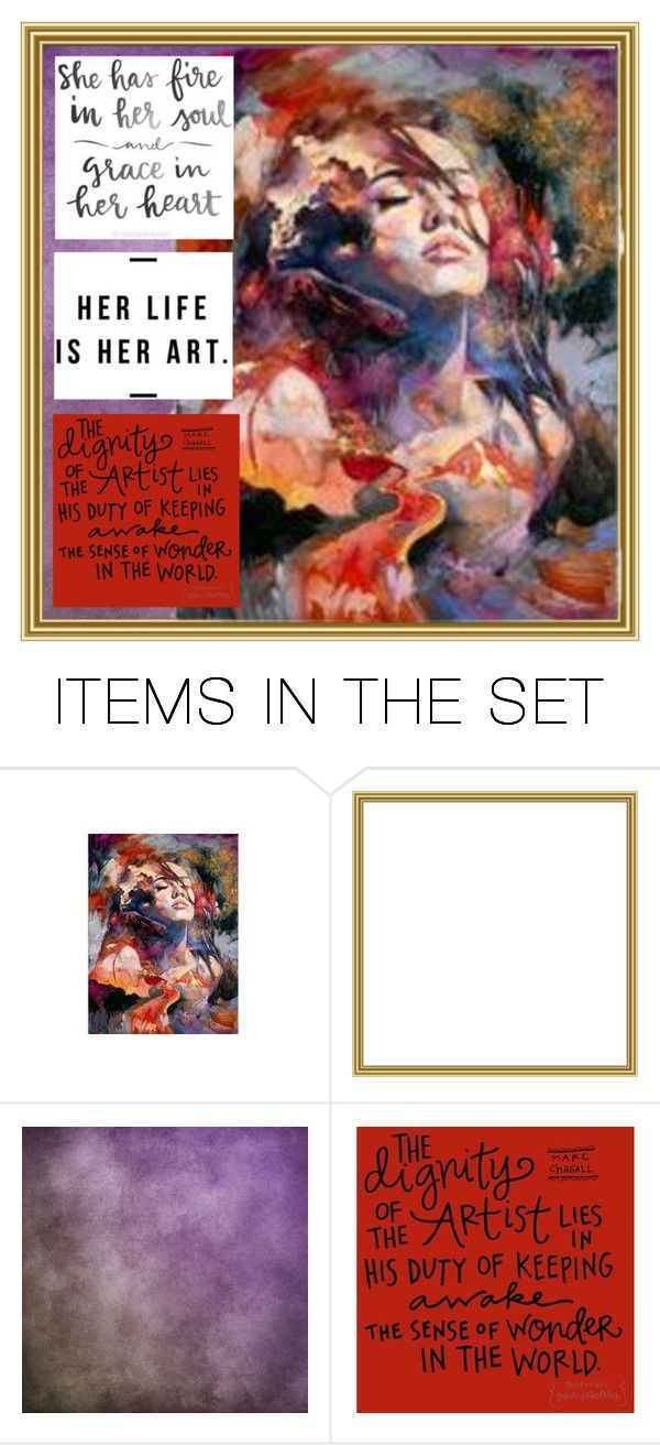 """""""Dedication To Art & To An Artist....."""" by meetzz ❤ liked on Polyvore featuring art"""