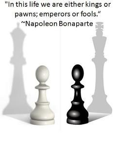 Of Kings, Of Pawns, and Of Men