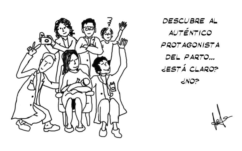 Capítulo 2 - Pintamos algo los padres durante el parto? https://goo.gl/8sIh6b #padresprimerizos - Memorias de un padre Primerizo