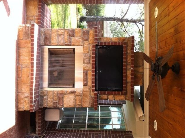 Putting TV Above Fireplace? Read This First   My Home Style ...