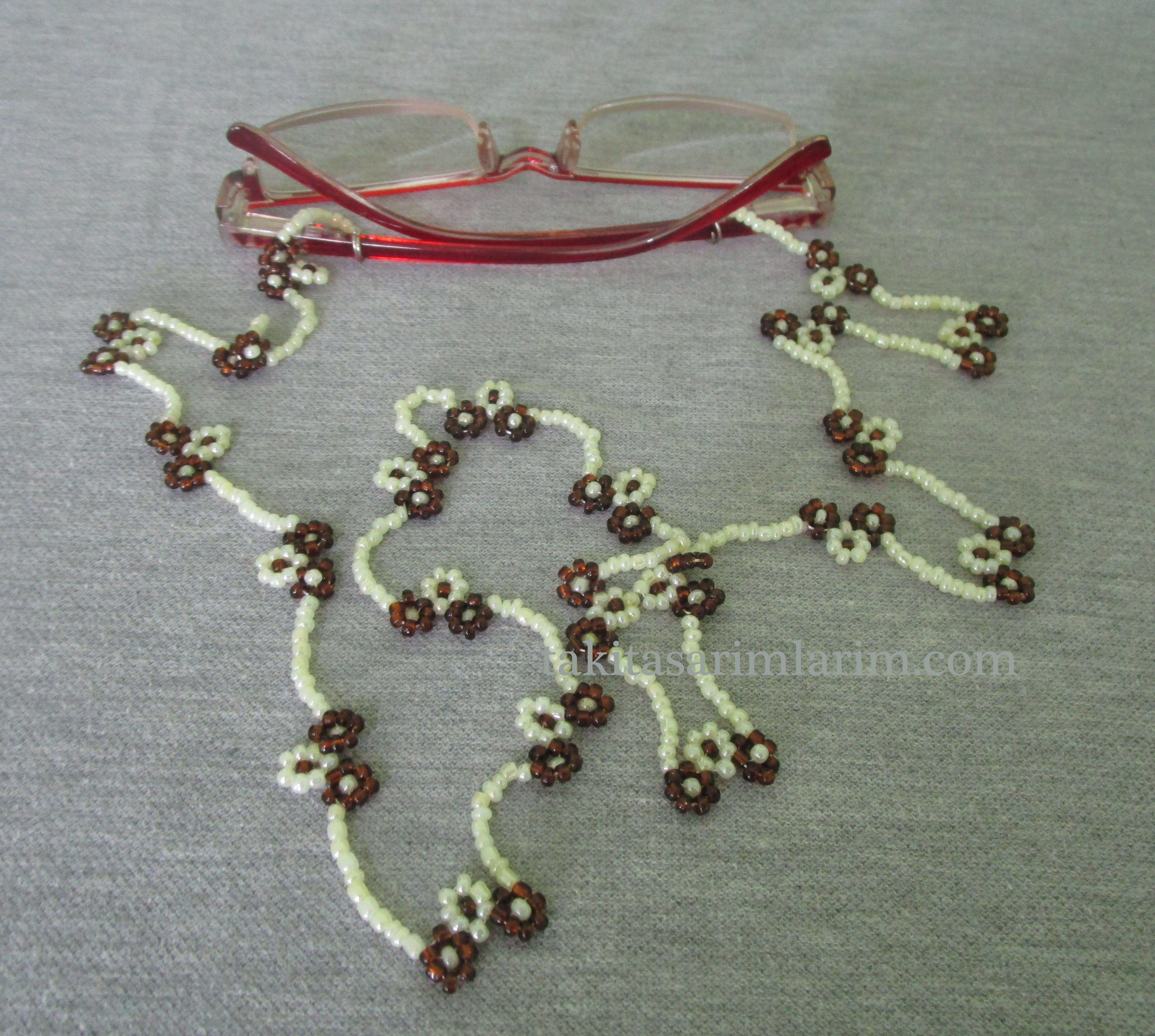 Nara Beads: Boncuktan Gözlük İpi Nasıl Yapılır