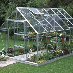 Dise o de invernaderos servicio informativo de la construcci n invernadero pinterest - Invernaderos para casa ...
