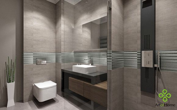 Nowoczesne Małe łazienki Szukaj W Google Wnętrza