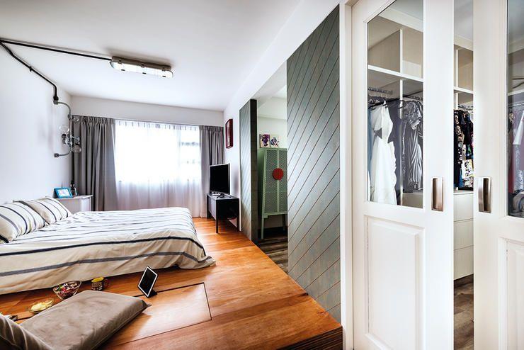 7 Amazing Hdb Flats In Sengkang And Punggol Platform Beds Bedrooms And Room