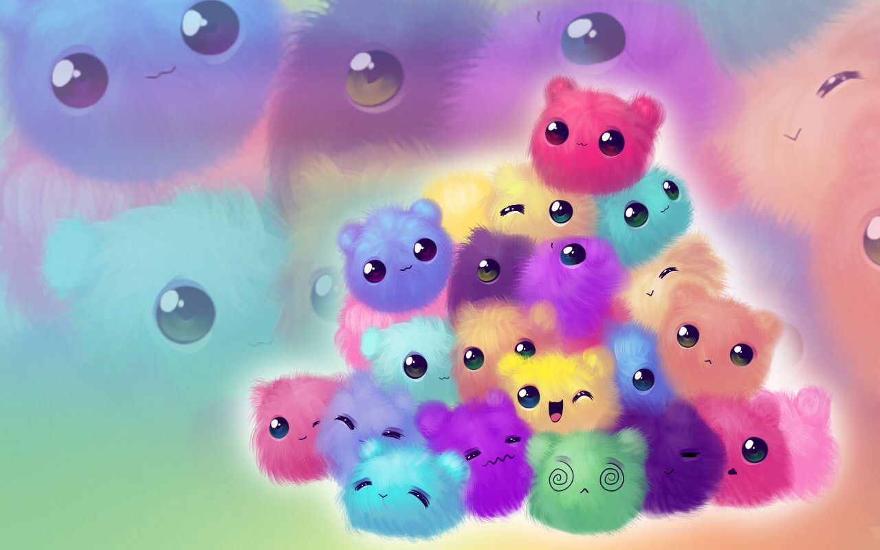 Pin By Jade Ryan On Anime Animals Cute Wallpapers Kawaii Wallpaper Cute Backgrounds