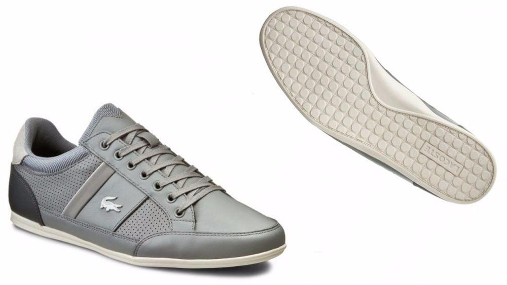 Men S Lacoste Chaymon 316 Shoes 7 32cam00142p9 Grey Shoes Lacoste Men