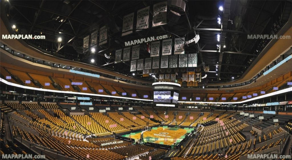 Td Garden Boston Seating Chart New Celtics Vs Timberwolves Tickets