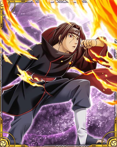 Itachi Uchiha by AiKawaiiChan Itachi uchiha, Naruto