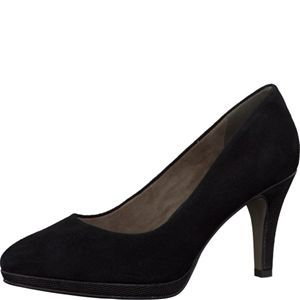 Tamaris Pumps BLACKBLK STR. Art.:1 1 22405 24010 | Tamaris