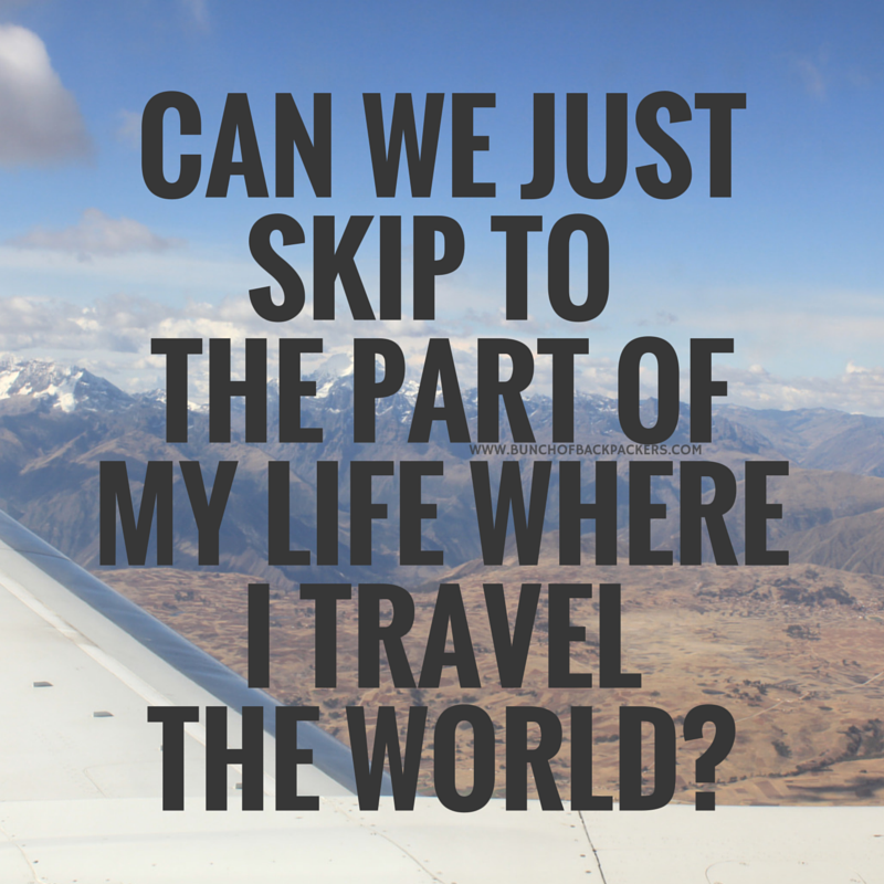 Yes please! Love travel sayings and quotes )! (With