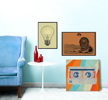 Hipster Art -   No self-respecting hipster's home is complete without some ironic (or iconic, or both) art on the walls… and these prints fit the bill. They're ironically, iconically hip.                                                                     Sky City Pretty                         ...  #Bedding, #Diamond, #Dress, #Duvet, #DuvetCovers, #Fan, #Frame, #Knife, #Lighting, #Mask, #Mat, #Motorcycle, #Sunglasses, #Table, #Throw, #Underwear