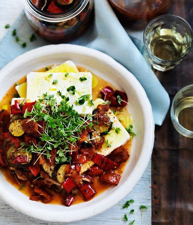 Turlu turlu turkish ratatouille with feta eat roots shoots gourmet traveller wine recipe for turlu turlu turkish ratatouille forumfinder Choice Image