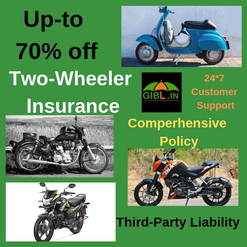 Benefits of Two Wheeler Insurance Renewal from National