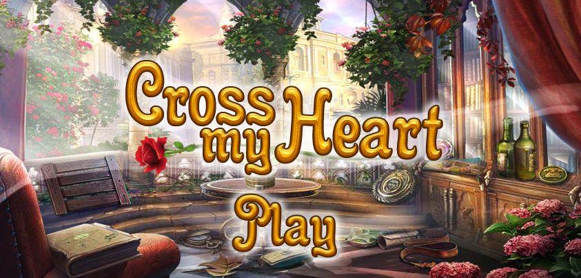 You can play 'Cross my Heart' here http//www.hidden4fun