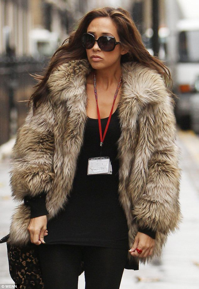 faux fur jacket | things i need for school | Pinterest | Fur ...