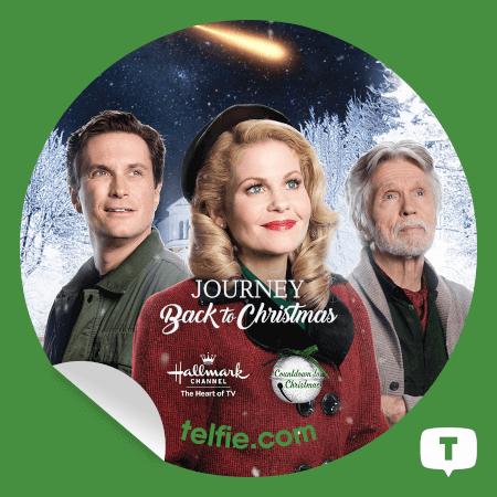 Journey Back To Christmas (2016) Hallmark channel