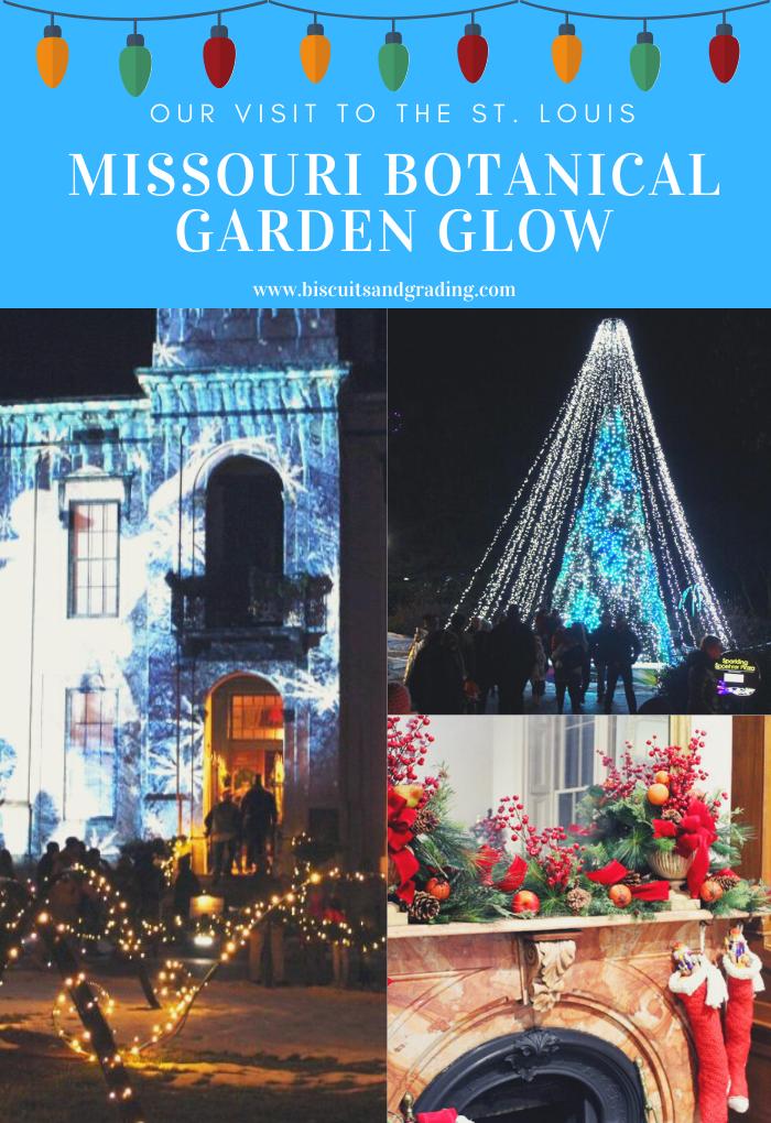 Missouri Botanical Garden Garden Glow (St. Louis in 2020