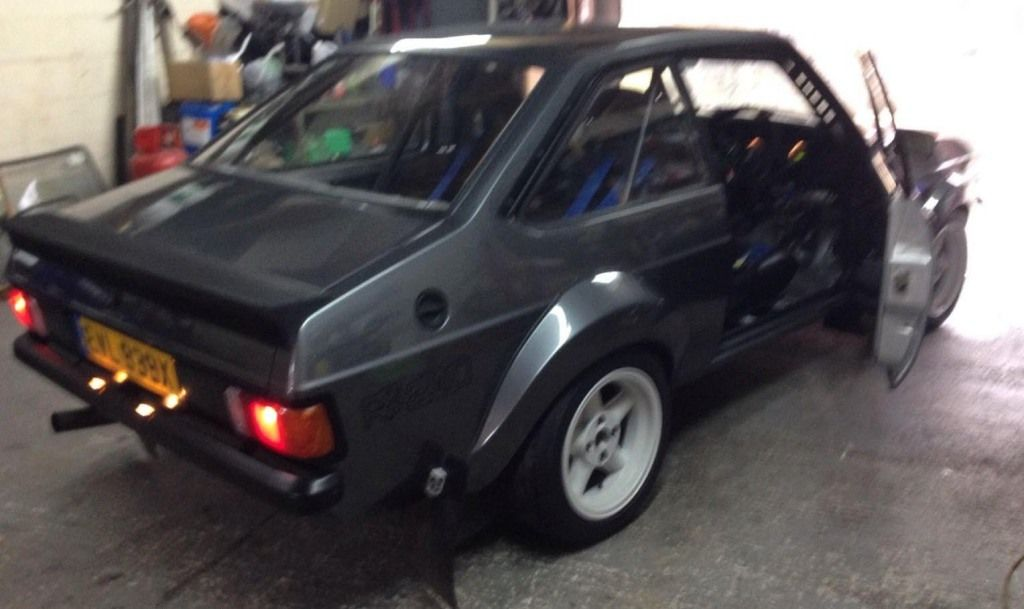 230 bhp MK2 FORD ESCORT RS2000 RALLY CAR - VIEW EBAY AD >> http ...