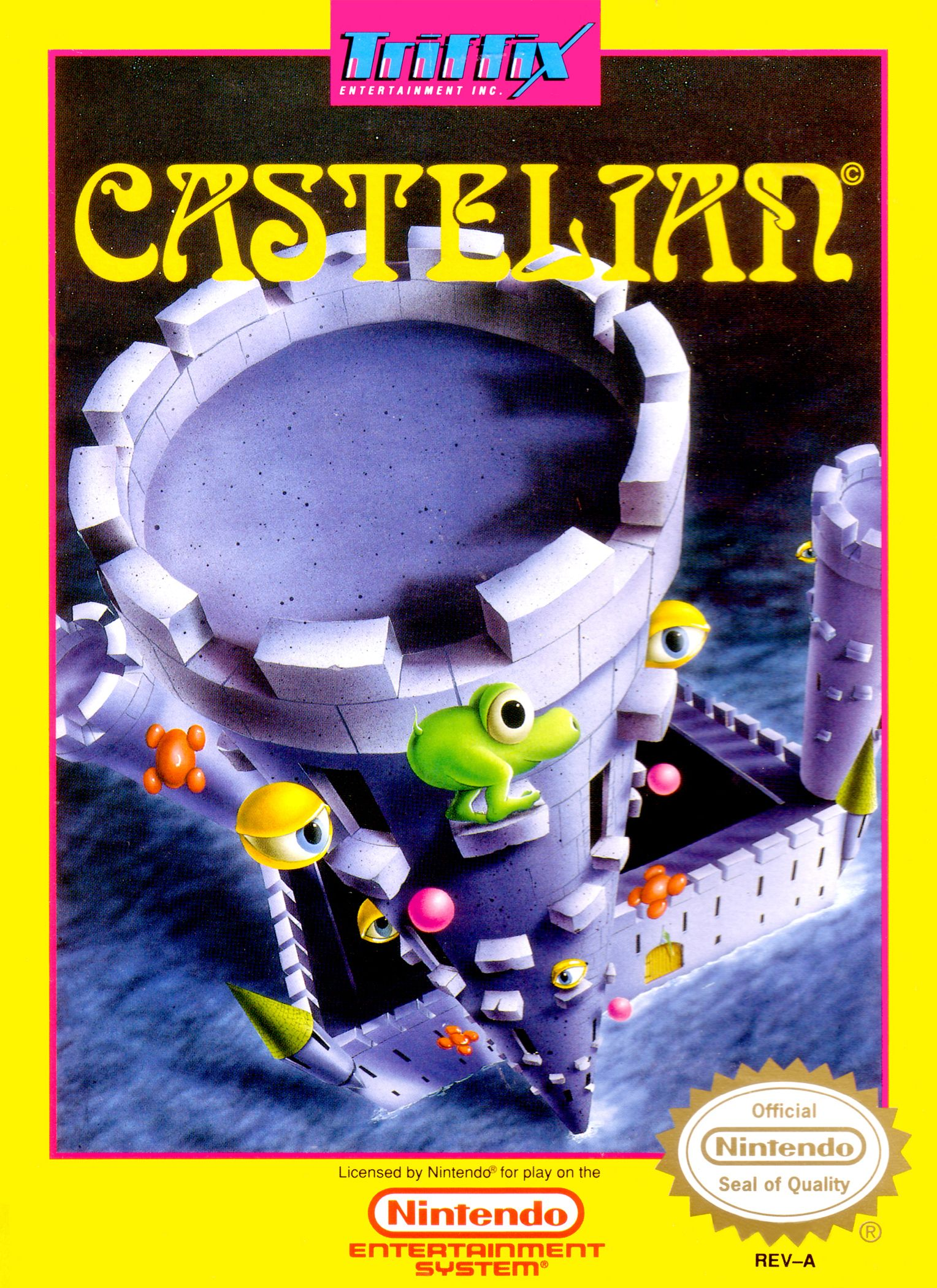 Castelian (Game) Giant Bomb Video game music, Vintage