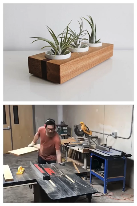Handmade Planters