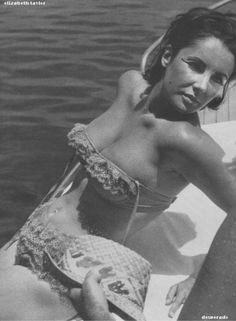 Young girls elizabeth taylor swimsuit mature classy