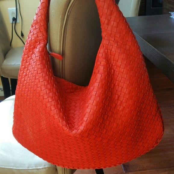 Bottega Veneta Intrecciato Hobo Slouch Bag