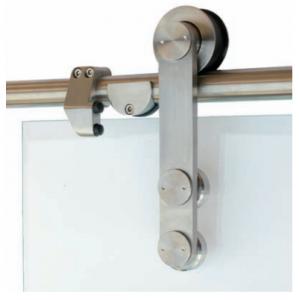 Gallery of porte scorrevoli su binario esterno in vetro - Binari Per ...