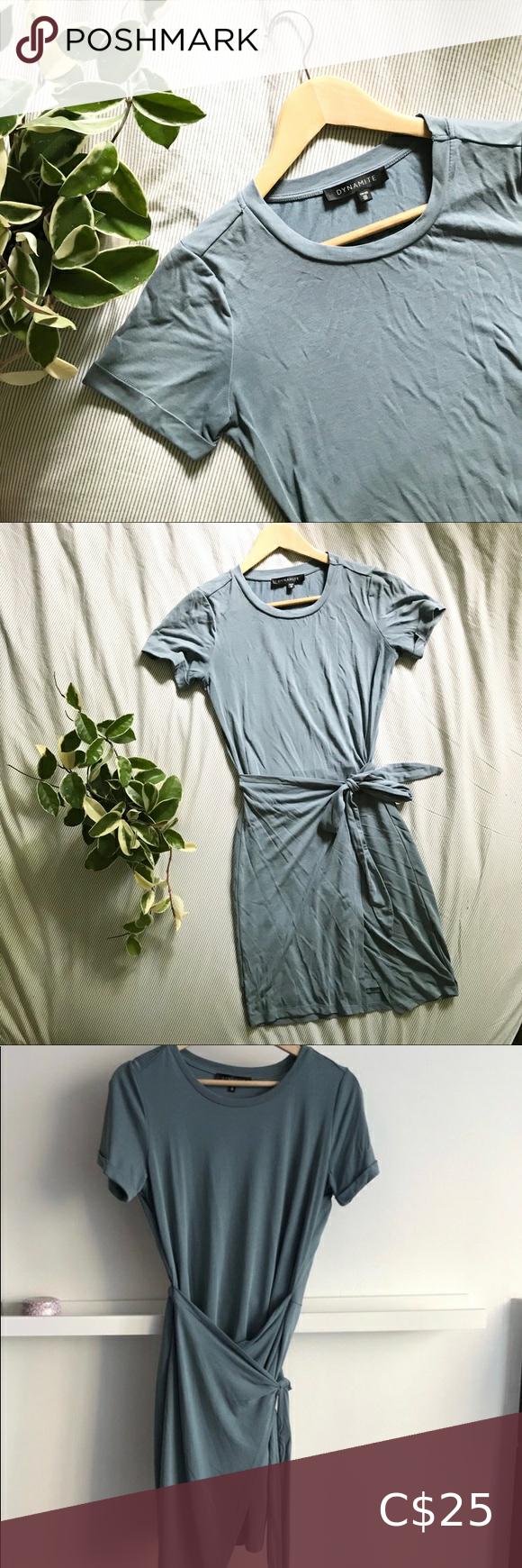 Dusty Blue Wrap Dress Black Long Sleeve Dress Blue Wrap Dress Wrap Dress [ 1740 x 580 Pixel ]