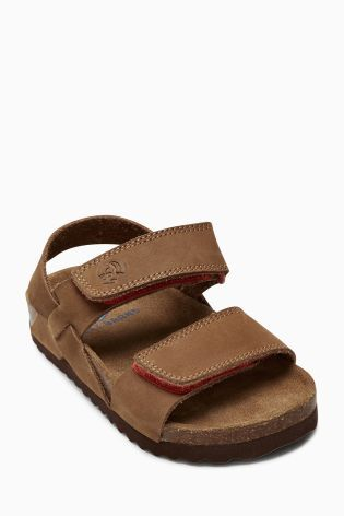 676e30f26 Buy Corkbed Sandals (Younger Boys) online today at Next  Finland ...