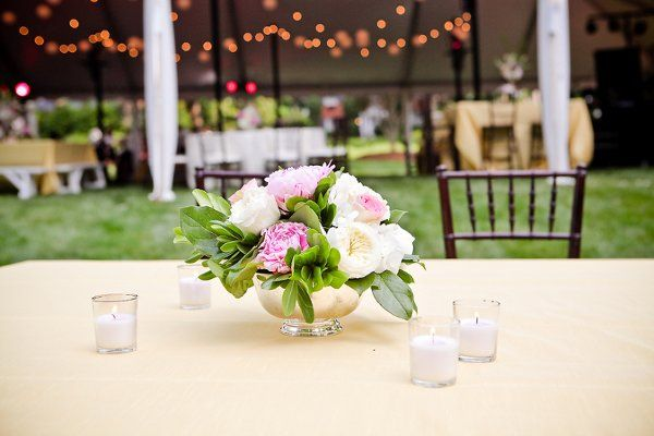 Centerpieces We Love Wedding Reception Photos on WeddingWire