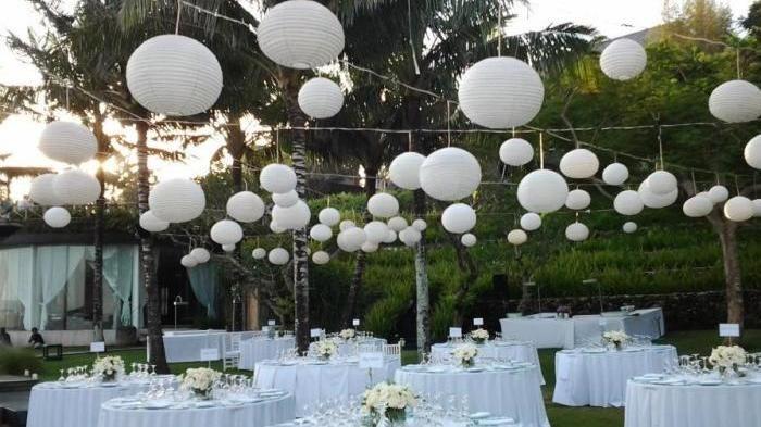 Pelaminan outdoor outdoor party pinterest wedding and weddings junglespirit Images