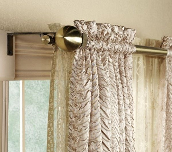 Curtain Rails Are So Important Decorative Curtain Rods Luxury