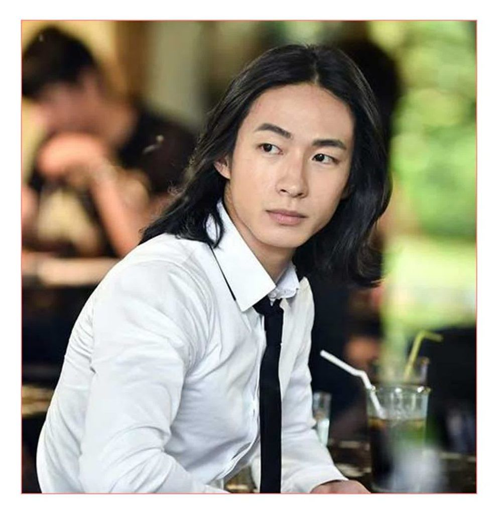 image result for japanese man long hair   dude hairs   long