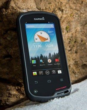 Garmin Monterra 650t Gps, Phone, Smartphone gps