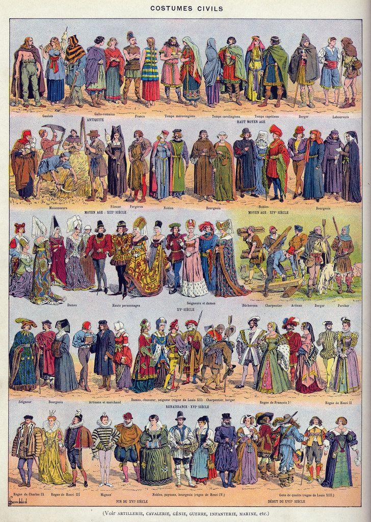 Toutes les tailles | costumes civils-3 | Flickr: partage de photos!