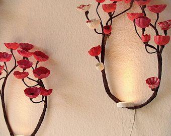Decorare Lampadario Di Carta : Meraviglie di design in carta lampade fatte in casa