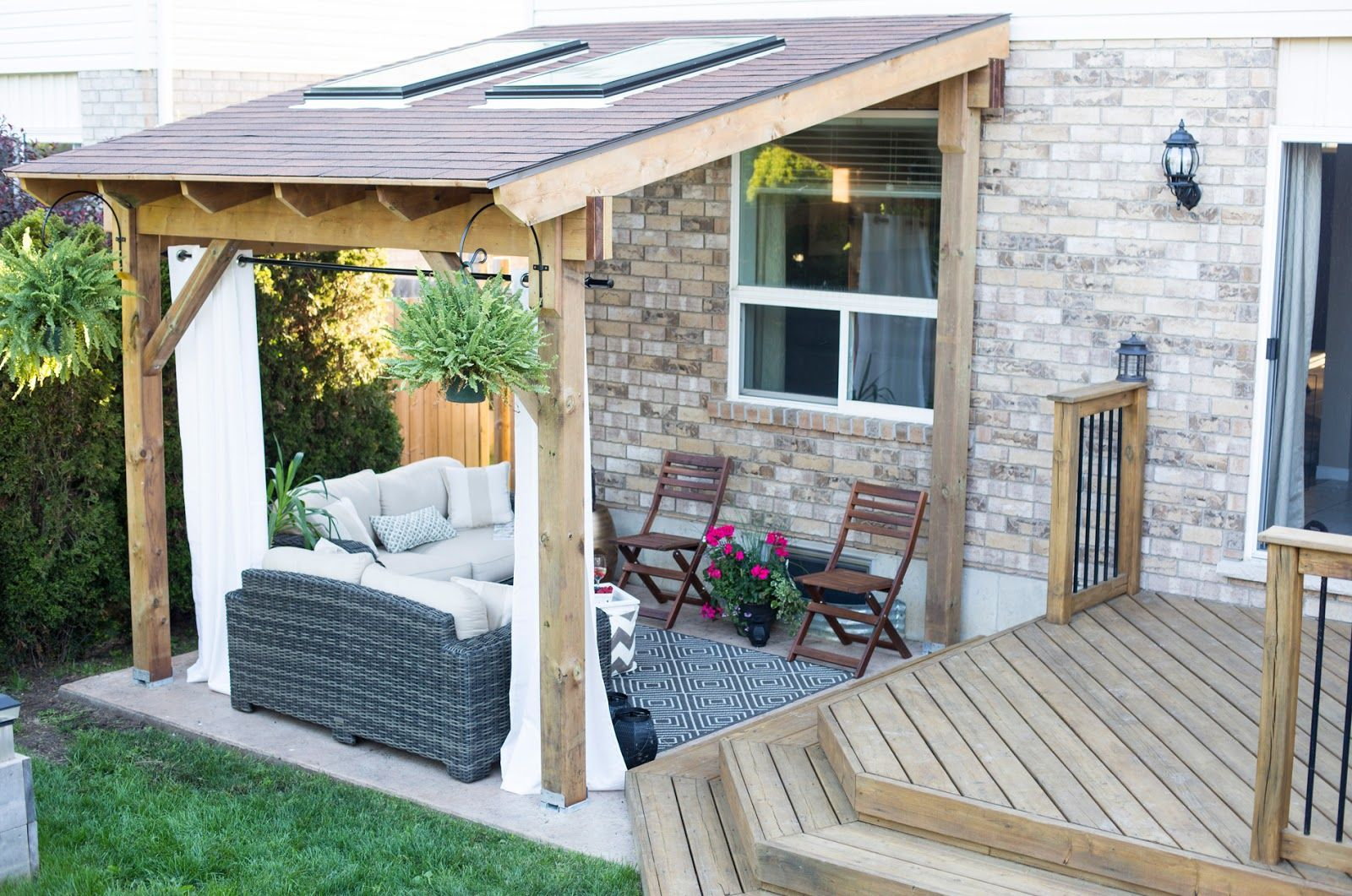 Covered Patio Reveal Outdoor Kitchens Deck And Patios