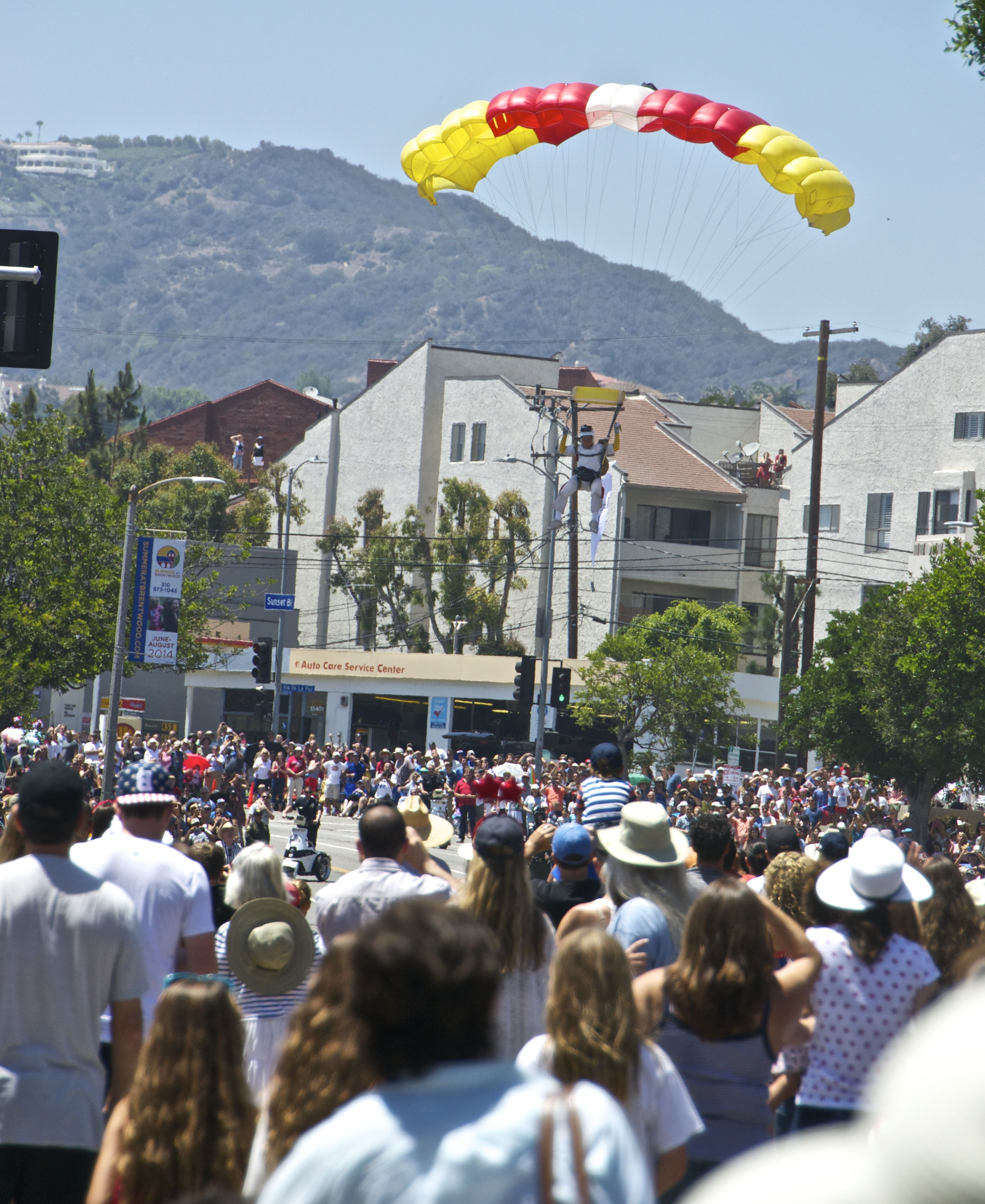 pacific palisades 4th july 10k run