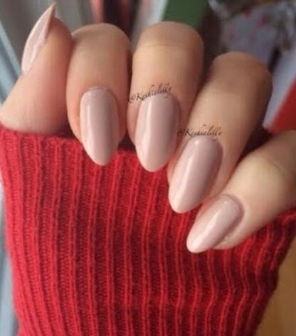 Acrylic Nails Short Almond Shape Short Acrylic Nails Almond Acrylic Nails Oval Nails