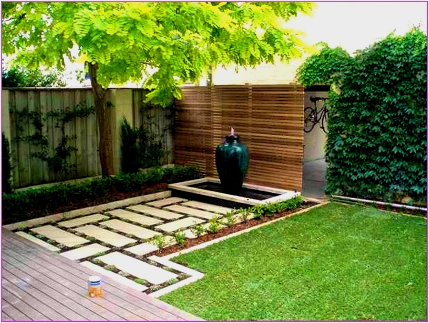 12 Awesome Landscape Plans You Might Try For Your Home Divine Cheap Landscapin Inexpensive Landscaping Large Backyard Landscaping Small Backyard Landscaping