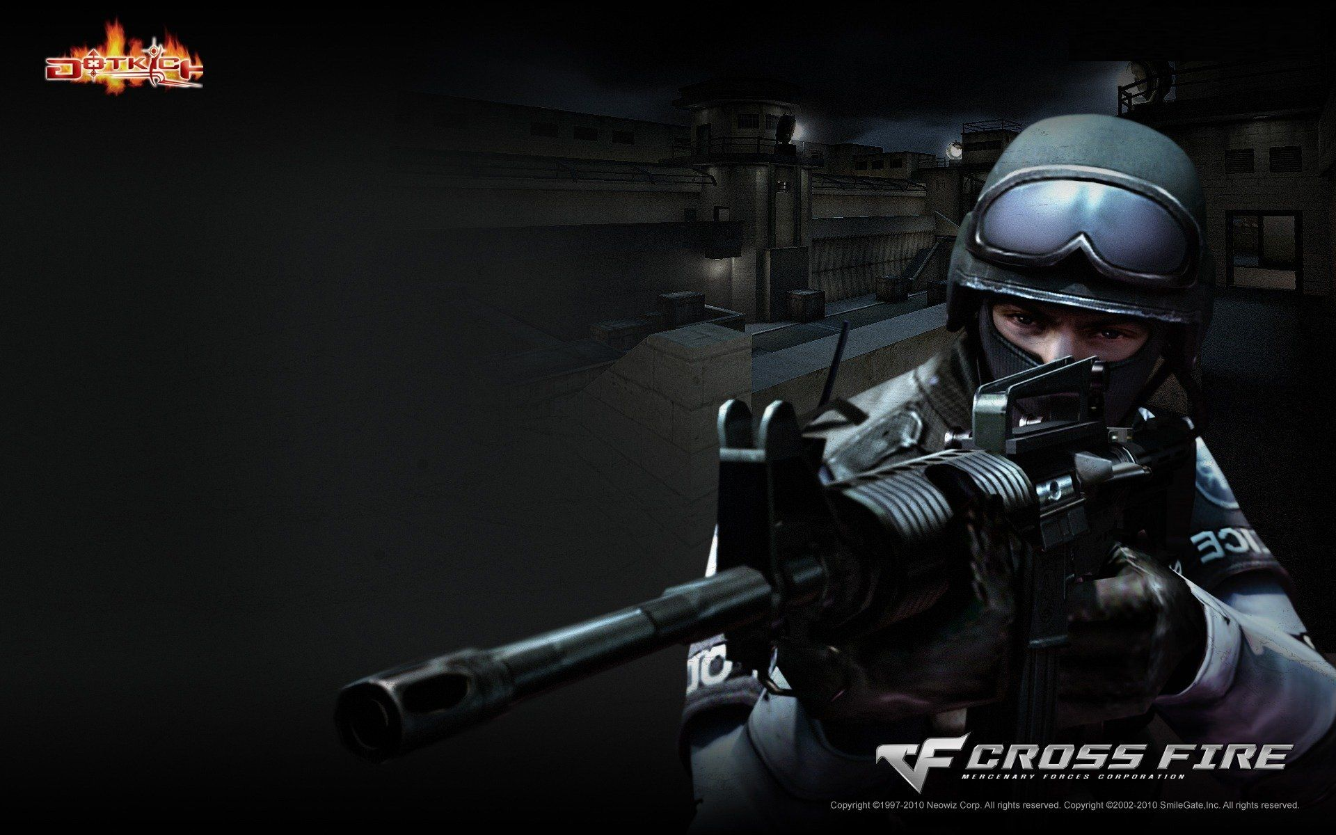 CrossFire Wallpapers on Behance 1920×1080 Crossfire