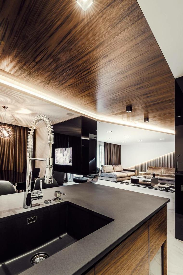 Sehr spezielle moderne Wohnung von Pavel Yanev | Haus