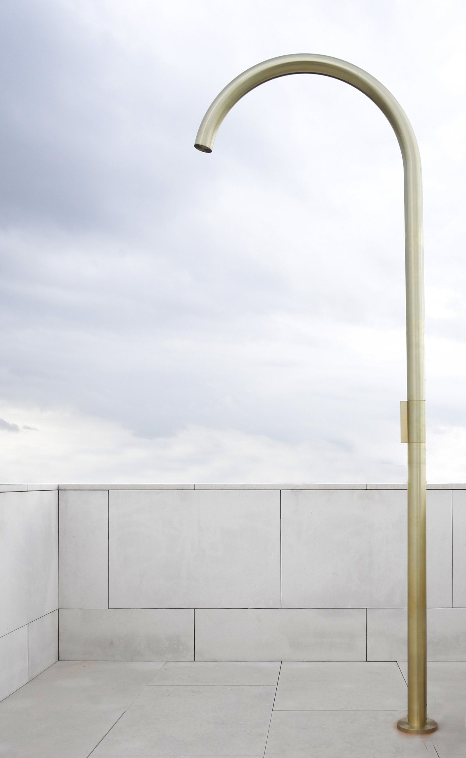 Grace Artisan Outdoor Shower In 2020 Outdoor Remodel Outdoor Shower Outdoor