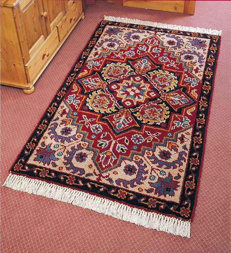 Anchor Scheherazade Latch Hook Rug Kit Rc95425 137x69cm Readicut Co Uk