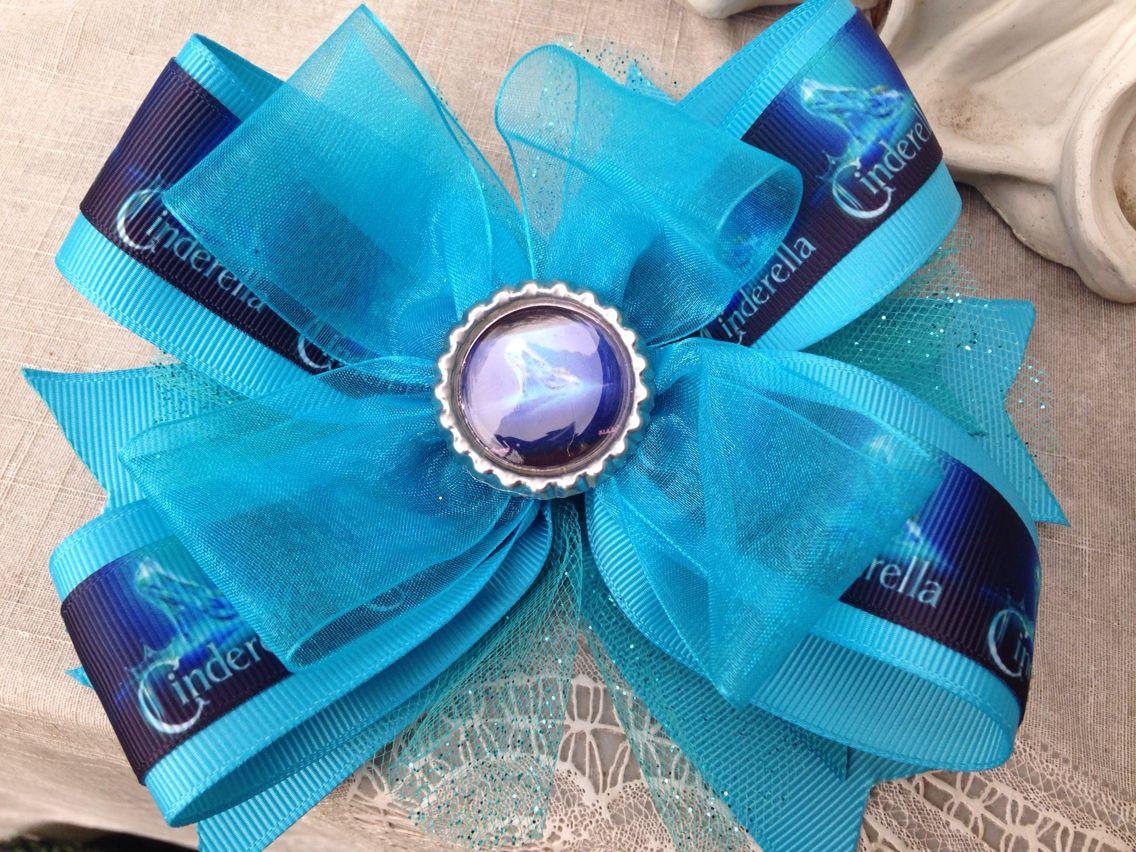 Nini's Cinderella bow