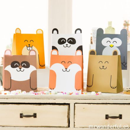 Los animalitos m s tiernos invaden la shop y otras - Organizador de papeles ...