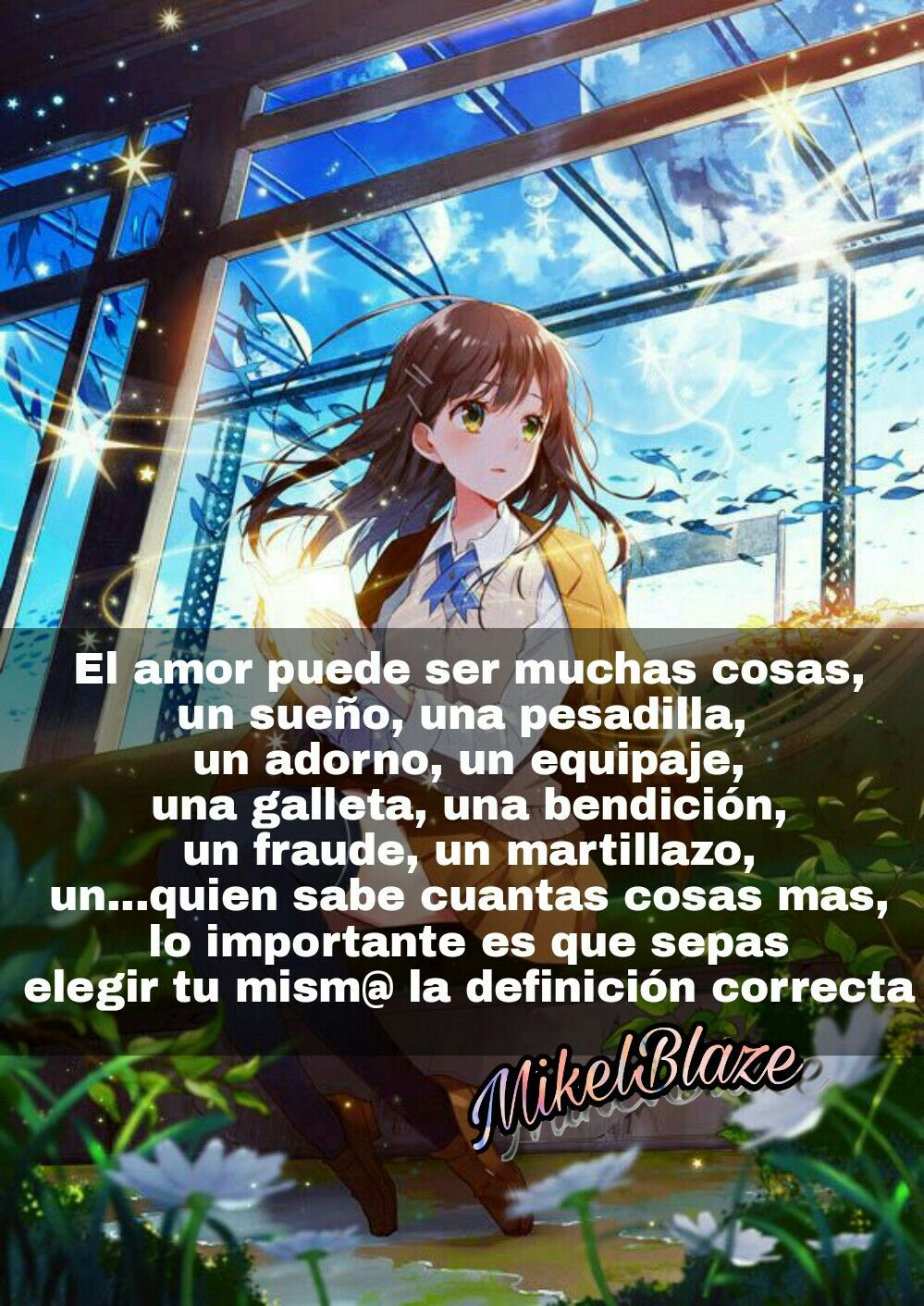 Frases anime amor good night morning wishes - Frases amor latin ...