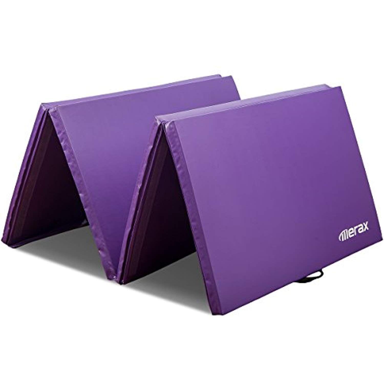 Merax 4 X10 X2 Premium Pe Foam Gymnastics Folding Exercise