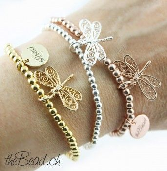 armband libelle